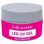 LED UV GEL Rosa para Unhas